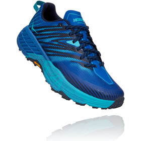Hoka One One Speedgoat 4 Scarpe Uomo, turkish sea/scuba blue